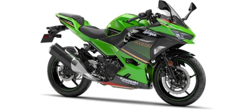 Kawasaki Ninja 400 gets two more colour schemes (Photo Credit: Twitter/@EricSakuraki)