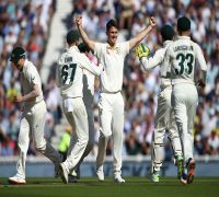 Mitchell Marsh Takes Maiden Five-Wicket Haul In Ashes, England Bowled Out For 294