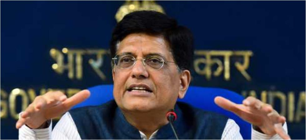 Piyush Goyal also came out with a clarification saying his remark was taken out of the context.