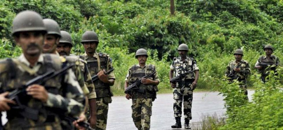 Among the 100 companies of the paramilitary forces deployed, 50 belong to the BSF, 10 CRPF, 16 ITBP and 24 SSB (Representational Image)