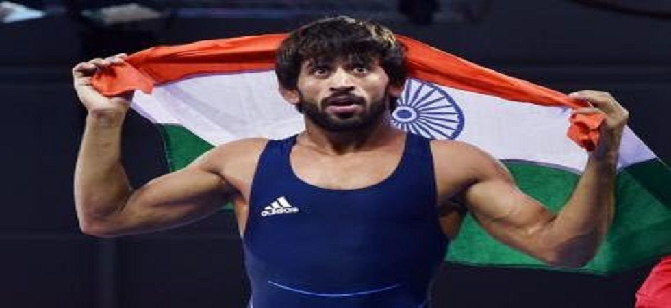 Bajrang Punia is being touted as a medal contender in the World Wrestling Championships and for the Tokyo 2020 Olympics. (Image credit: Twitter)