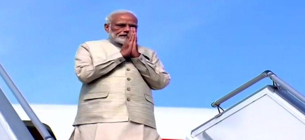 PM Modi has accepted the state government's invitation to attend the 'Namami Devi Narmade Mahotsav'. (File Photo: ANI)