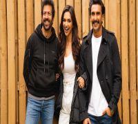 Deepika Padukone Wraps Up Shooting For 83, Starring Hubby Ranveer Singh