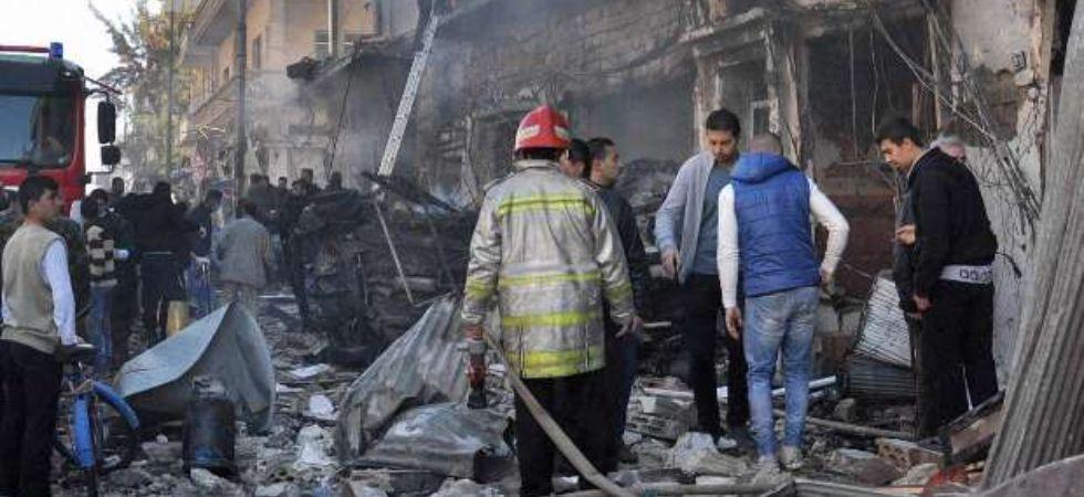 UN Secretary General Antonio Guterres announced to set up investigation in Syria hospital bombings  (Photo Credit: PTI)