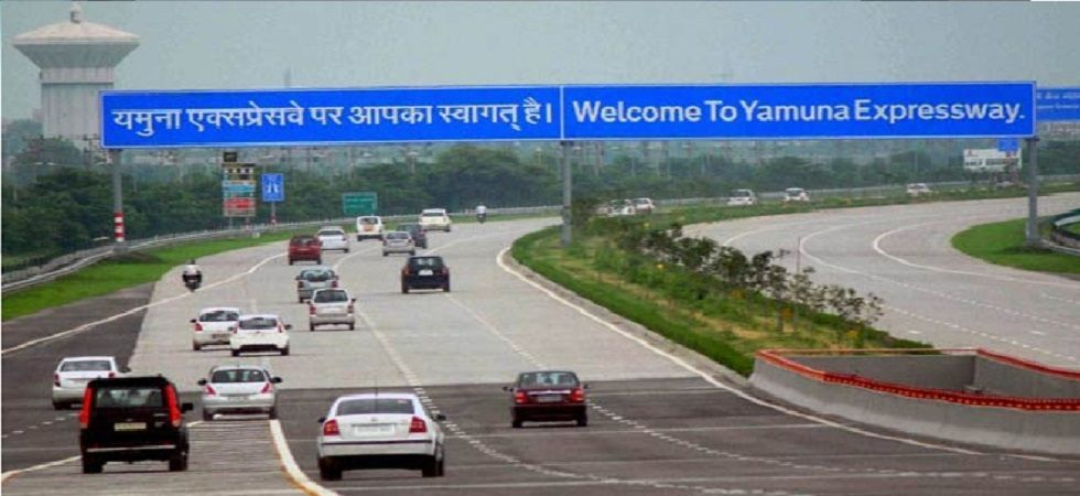 Built at a cost of Rs 12,839 crore, the expressway in western Uttar Pradesh is managed by Yamuna Expressway Industrial Development Authority. (File Photo)