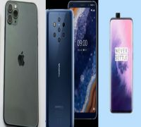 Apple iphone 11 Pro Vs Nokia 9 PureView Vs OnePlus 7 Pro: Specs, Features, Prices Compared