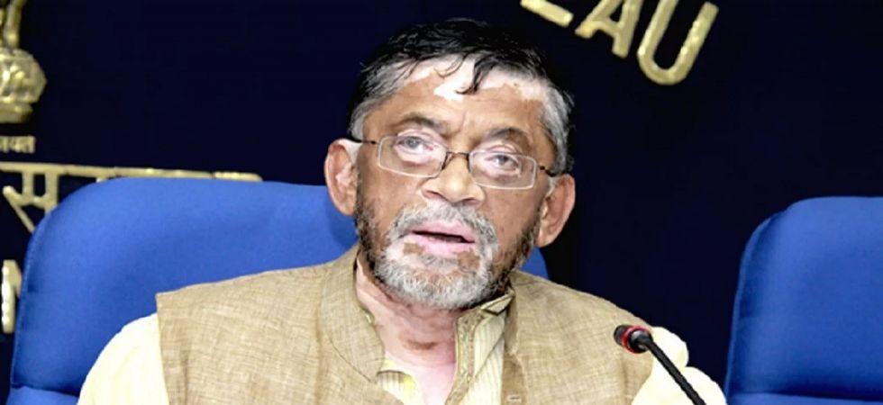 MoS Santosh Gangwar (File Photo)