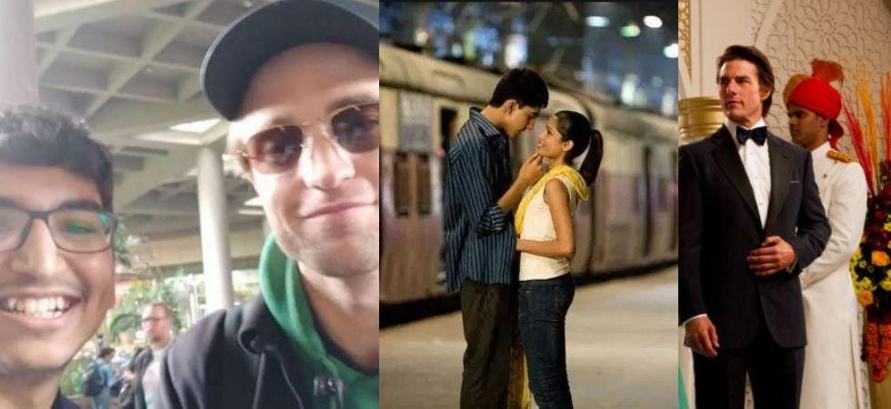 Christopher Nolan, Robert Pattinson in Mumbai For Shoot Of Tenet