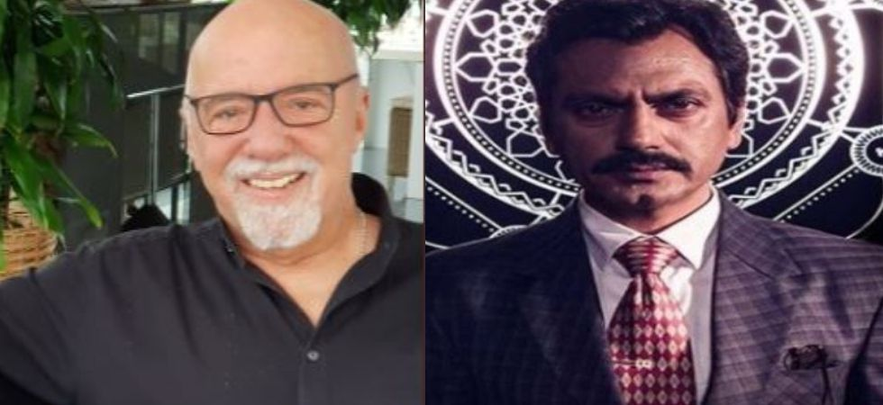 Paulo Coelho Praises Nawazuddin Siddiqui For Sacred Games