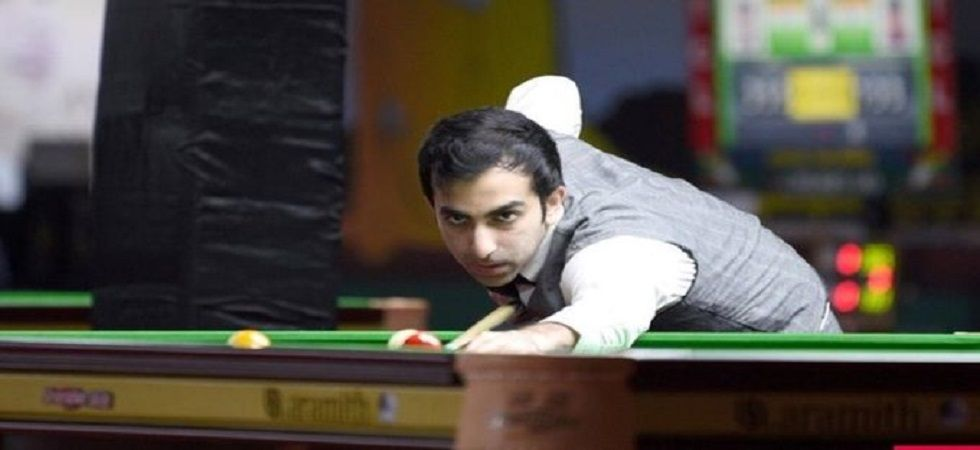 Pankaj Advani has brought home a world trophy every year ever since returning from a professional stint in the UK in 2014. (Image credit: Twitter)
