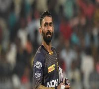 Dinesh Karthik's Unconditional Apology For Being In CPL Match Accepted By BCCI