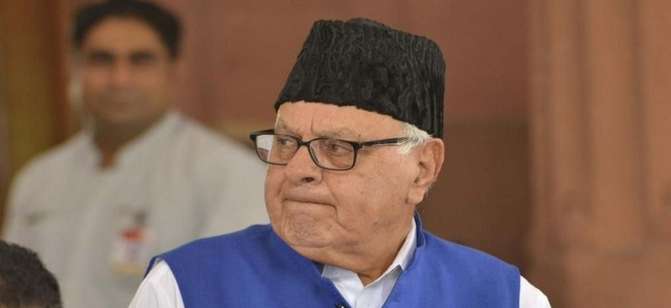 Farooq Abdullah was detained under Public Safety Act (PSA) on Sunday
