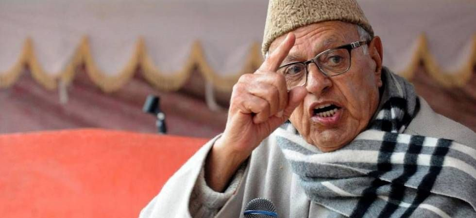 The top court has directed the Centre to present former Chief Minister of Jammu and Kashmir Farooq Abdullah on September 30. (File Photo)
