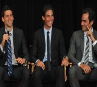 Roger Federer, Novak Djokovic And Rafael Nadal To Feature In New Tennis World Cup
