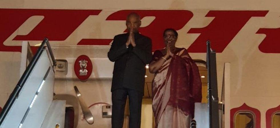 President Ram Nath Kovind is on a tour to Iceland, Switzerland and Slovenia that started on September 9 (Image: rashtrapatibhvn)