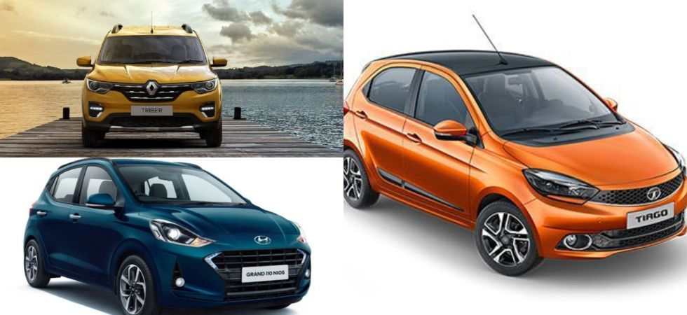 Renault Triber Vs Hyundai Grand i10 Nios Vs Tata Tiago: Specs, Features, Prices Compared  (File Photo)
