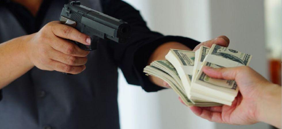 Bank robbery in Rajasthan (Representational Image)