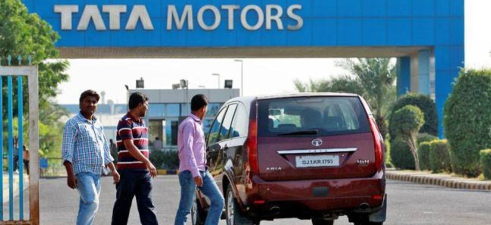 Tata Motors Group Global Wholesale Decline  (File Photo)