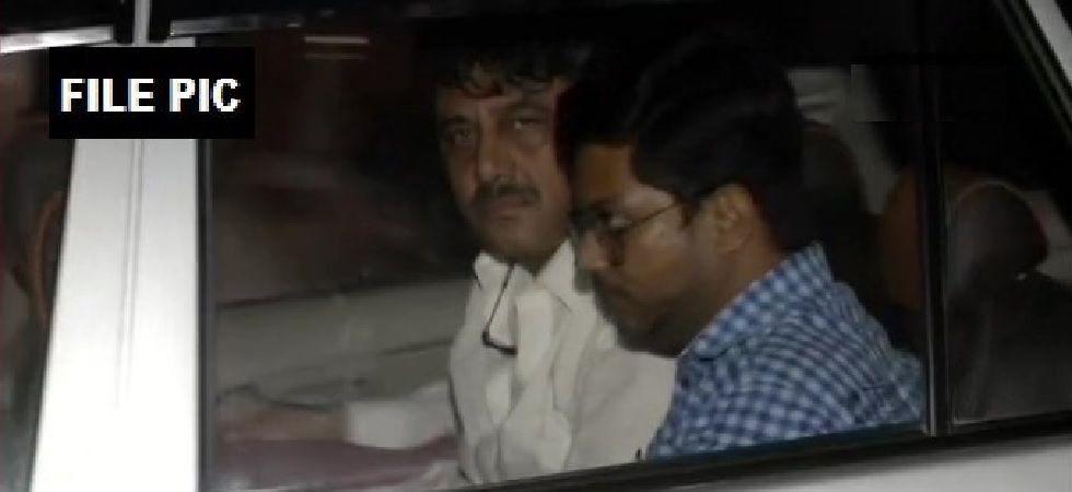 Congress leader DK Shivakumar (Photo: Twitter/ANI)