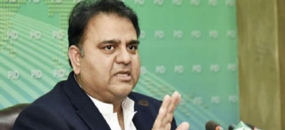 Chaudhry Fawad Hussain is known for troll-like behaviour on Twitter (Image: TheNation)
