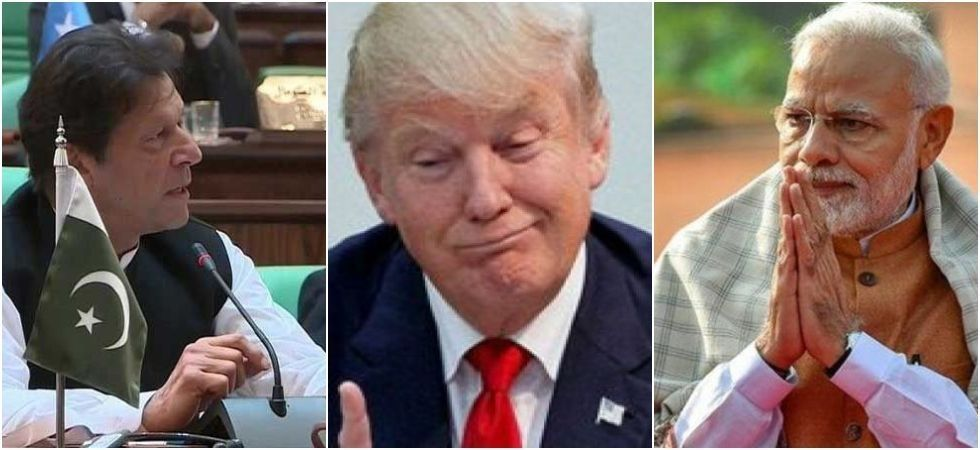 US President Donald Trump on Monday said he will be meeting the prime ministers of India and Pakistan soon