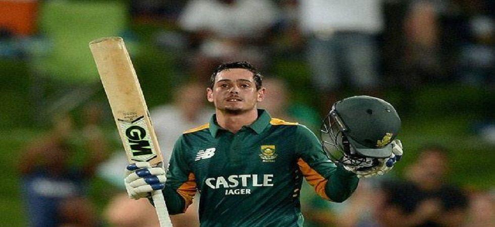 Not sure how captaincy will affect me as a cricketer: Quinton de Kock (file photo)