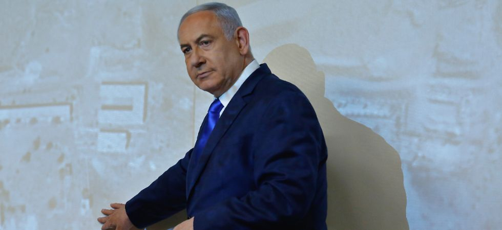 Benjamin Netanyahu's right-wing Likud party is expected to win 30 to 33 seats (Image: IANS)