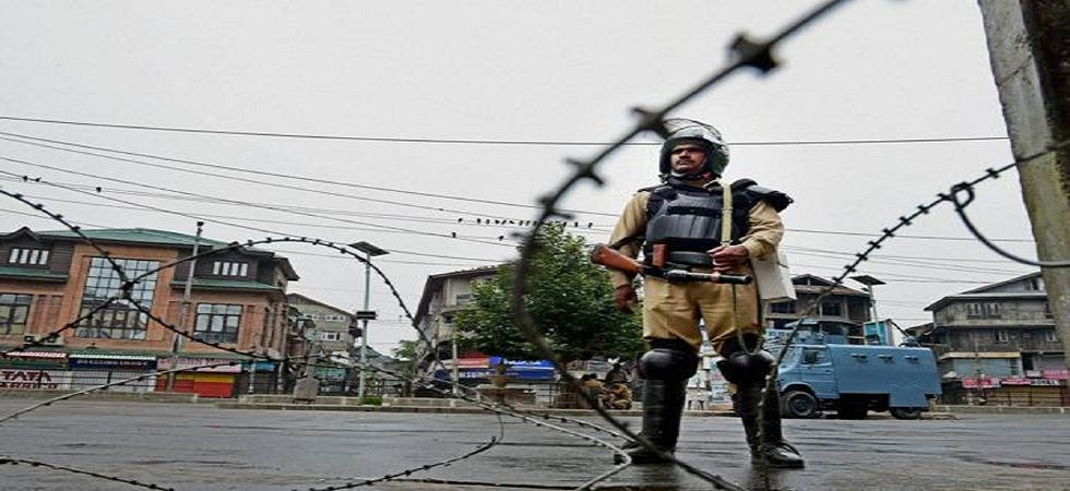 The police deciphered 'LW' to mean 'last warning' as the two shops in Srinagar had defied the terrorists. (PTI file)