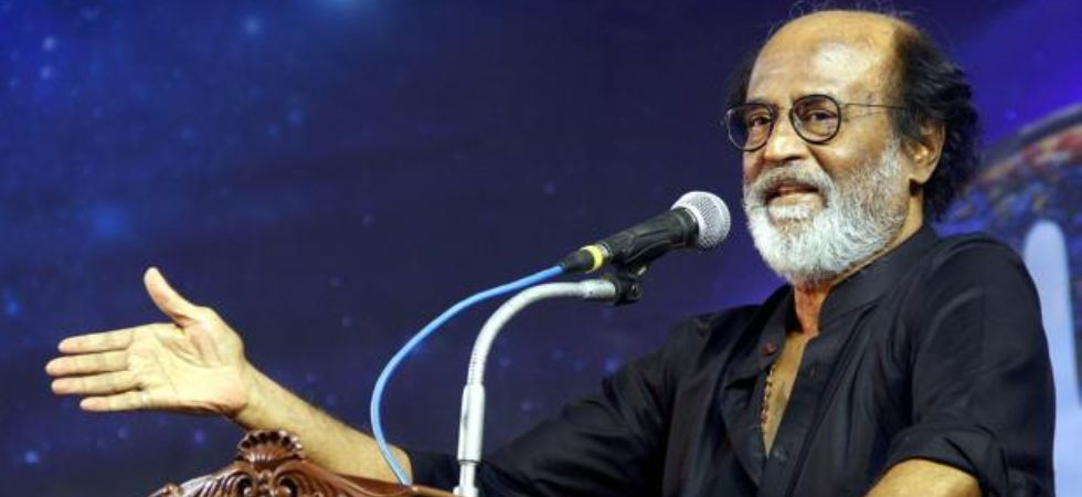 Hindi shouldn't be imposed, none of southern states will accept it: Superstar Rajinikanth