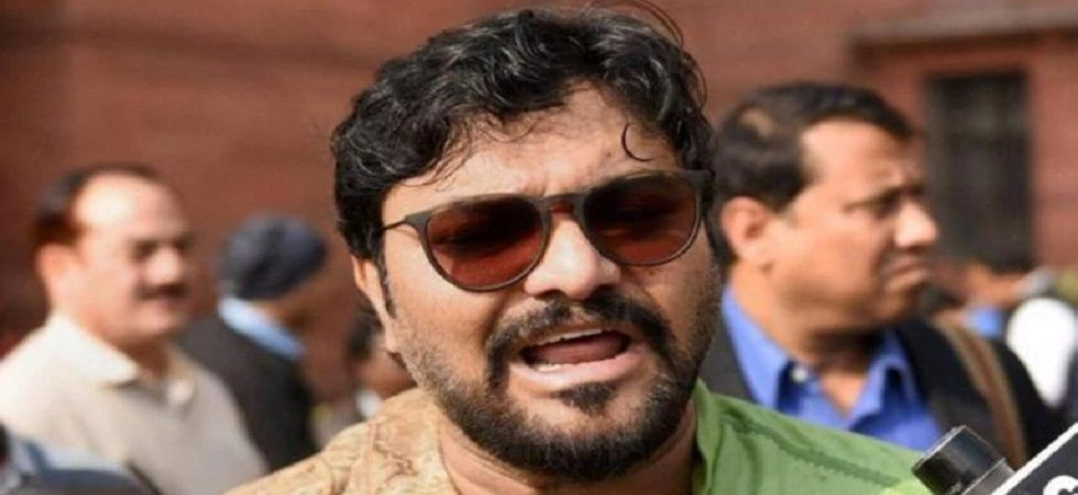 Babul Supriyo faced another round of protests while trying to leave the campus around 5 pm. (File Photo: PTI)