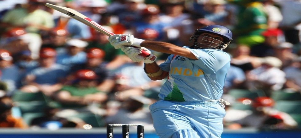 Yuvraj Singh smashed six sixes in one over bowled by Stuart Broad to become the fourth batsmen to achieve this feat. (Image credit: Getty Images)