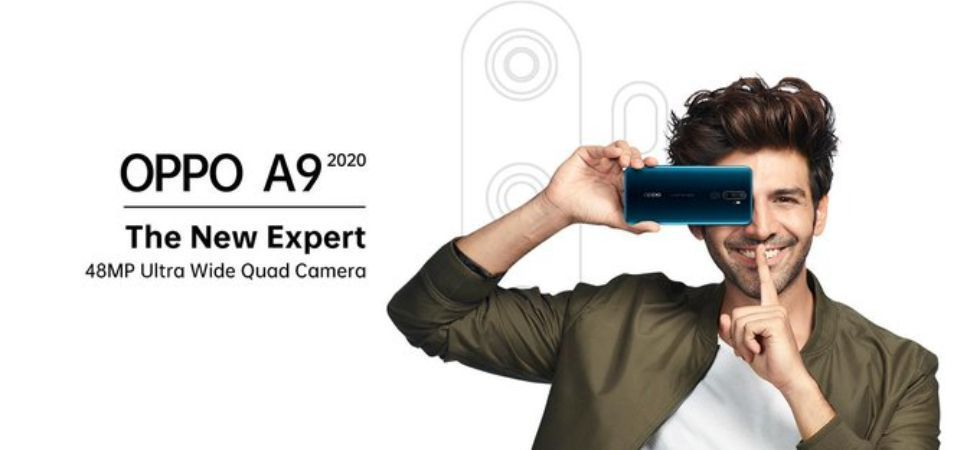 Oppo A9 2020 goes on sale in India (Photo Credit: Twitter/@oppomobileindia)