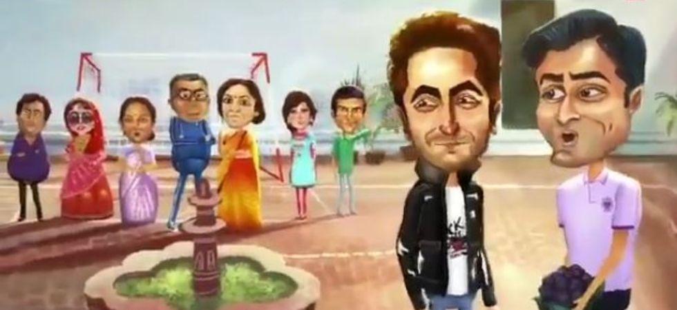 Shubh Mangal Zyada Saavdhan's Teaser Out.