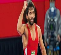 Bajrang Punia Beats Mongolia's Tumur Ochir To Win World Wrestling Championship Bronze