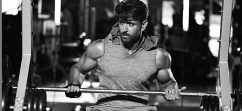 Hrithik Roshan training for War (Pic courtesy: Instagram)