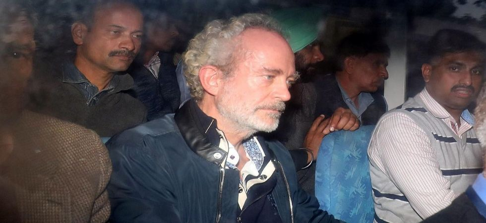 AgustaWestland chopper scam middleman Christian Michel (File Photo)