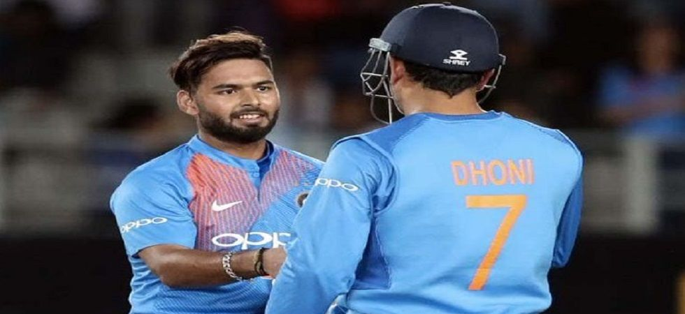 Rishabh Pant scored just one fifty in the entire tour of the West Indies as the pressure mounts on him. (Image credit: Twitter)