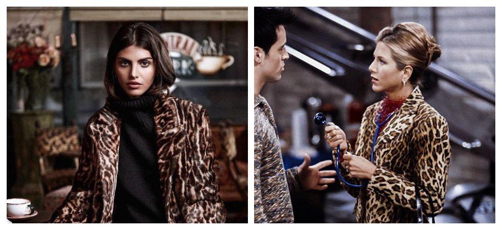 Ralph Lauren Launches Workwear Inspired By Friends' Rachel Green (Photo: Twitter)