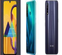 Samsung Galaxy M30s Vs Realme 5 Pro vs Vivo Z1 Pro: Specs, Features, Price Compared
