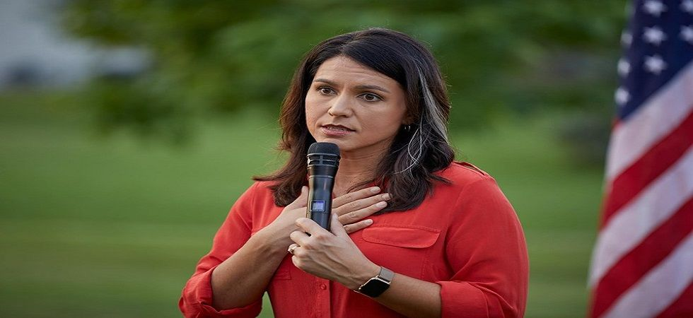 US President Donald Trump is also slated to attend the 'Howdy Modi' event. (Photo Credit: Facebook/ Tulsi Gabbard)