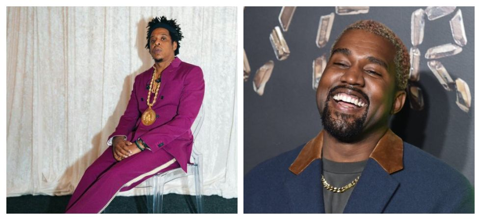 Jay-Z Loses World's Highest Paid Hip-Hop Artist To Kanye West (Photo: Twitter)