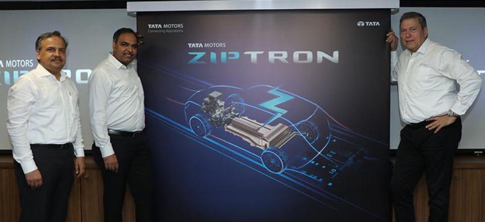 Tata Motors announces Ziptron Technology for next electric car (Photo Credit: tatamotors.com)