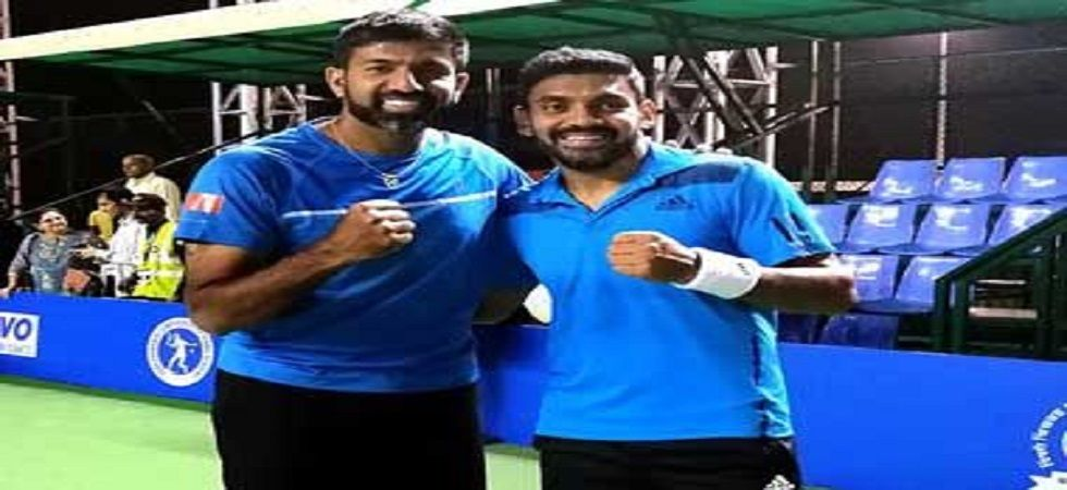 Rohan Bopanna has said he wants to pair with Divij Sharan but their rankings are not high enough. (Image credit: Twitter)