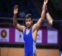 Deepak Punia Becomes Fourth Indian To Qualify For 2020 Tokyo Olympics