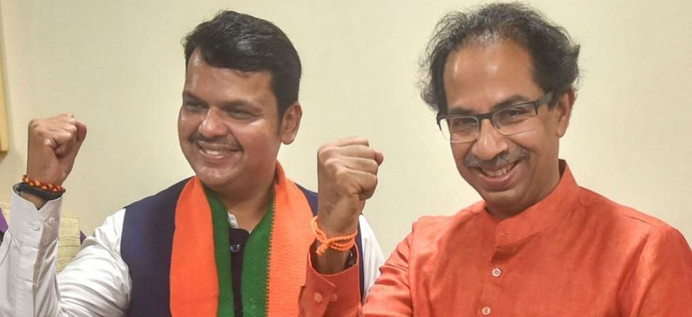 Fadnavis' remarks come a day after Sena president Uddhav Thackeray asserted that both the parties will contest the elections in alliance (File Photo)