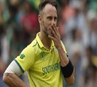 Faf du Plessis Recounts Horror British Airways Flight, Blasts Airline On Twitter