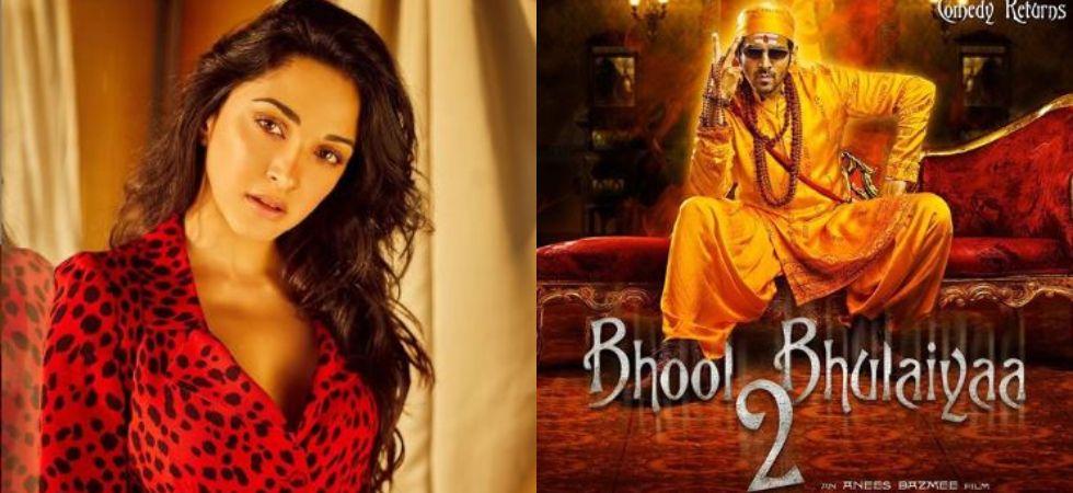 Kiara Advani Joins Kartik Aaryan For Bhool Bhulaiyaa 2.