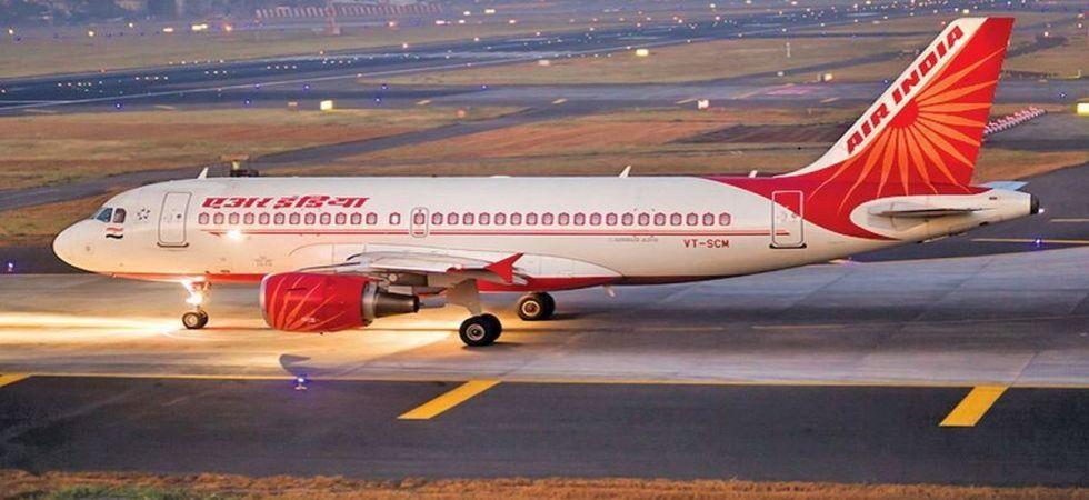 Air India plane (File/Representational Image)
