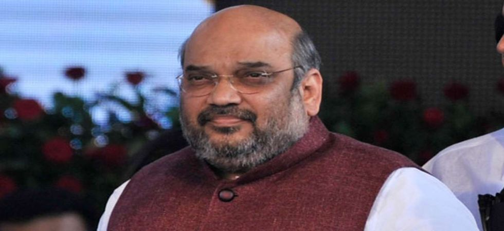 """Amit Shah said the government was """"ready to speak to all Muslim organisations with an open heart"""""""