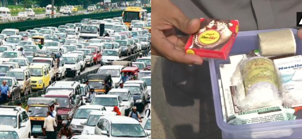 Most cab drivers in Delhi are carrying condoms in their first-aid boxes these days (Image: PTI/ANI)